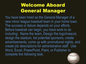 Minor League Baseball Team Project
