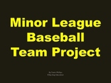 Minor League Baseball Team Project