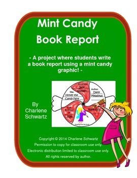Mint Candy Book Report