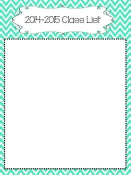 Editable Owl-Themed Teacher Binder (Mint)