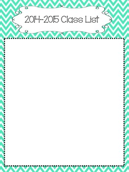 Editable Owl-Themed Teacher Binder (Mint)