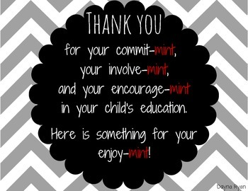 Mint - Thank You - Open House