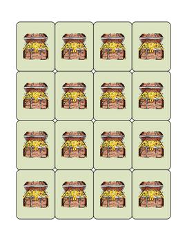 Mint Tin Math: Treasure Ahoy! Colored Card Backs