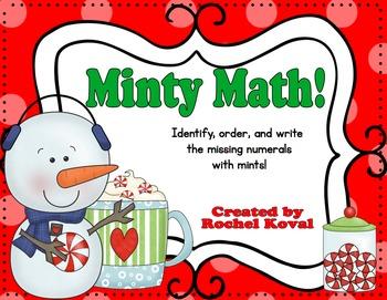 Number Identification - Minty Math!