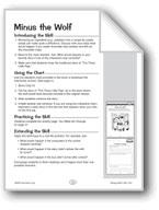 Minus the Wolf