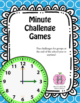 Minute Challenge Games