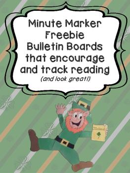 Minute Marker Freebie - March