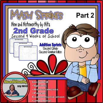 Minute Math ~ Addition and Subtraction Sprints