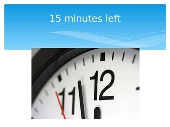 Minute Timer
