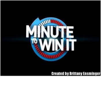 Minute To Win It Game: Just for Fun!