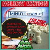 Minute To Win It - Holiday Edition