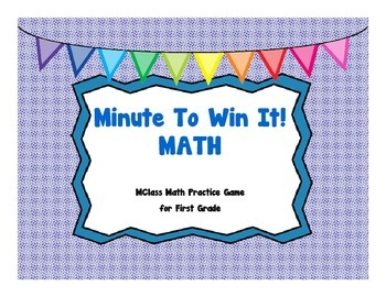 Minute To Win It! MClass Math Practice