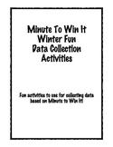 Minute To Win It Winter Fun