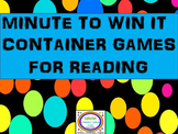 Minute To Win It Word Games for Kids To Adults