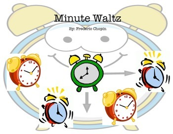 Minute Waltz Listening Map