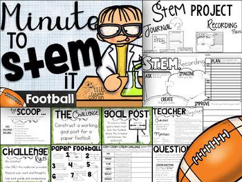 Minute to STEM it: Football