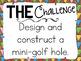 Minute to STEM it: Mini-Golf