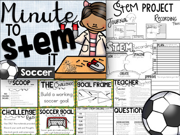 Minute to STEM it: Soccer
