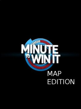 Minute to Win IT- MAP Edition (ELA)