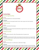 Minute to Win It Christmas Games Printable Party Pack