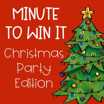 Minute to Win It Games - Christmas Edition