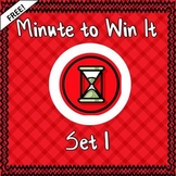 Minute to Win It Reward Incentive and Team Building