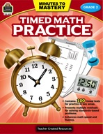 Minutes to Mastery - Timed Math Practice Grade 2 (enhanced ebook)