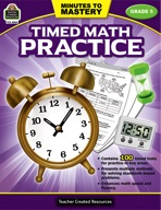 Minutes to Mastery - Timed Math Practice Grade 5 (enhanced ebook)