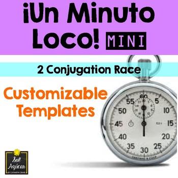 Minuto Loco - Customizable Template
