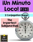 Minuto Loco Mini - Imperfect Subjunctive - El Imperfecto del Subjuntivo