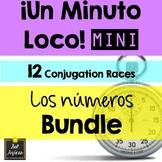Minuto Loco Mini - Numbers BUNDLE - Los Números