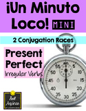 Minuto Loco Mini - Present Perfect Irregular Verbs - El Presente Perfecto