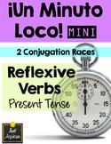 Minuto Loco Mini - Reflexive Verbs in Present Tense Conjug