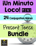 Minuto Loco Mini - Present Tense BUNDLE - 24 races