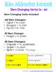 Minuto Loco Mini - Stem Changing Verbs E - IE in Present T