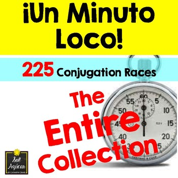 Minuto Loco - The ENTIRE Collection - 180 Races for ALL Sp