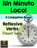 Minuto Loco - Reflexive Verbs Present Tense - Standard Siz