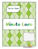 "Minuto Loco, ""yo-go"" verbs"