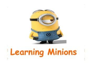 Mionion Behavior Clip Chart