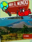 Mira el Mundo APRIL 2018 Non Fiction Magazine in Spanish