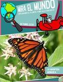 Mira el Mundo Octubre 2018 Non Fiction Spanish Magazine Monarch Butterfly
