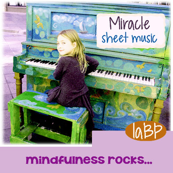 Miracle Sheet Music: secular holiday mindfulness song