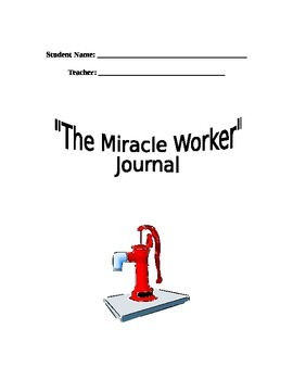 Miracle Worker Journal