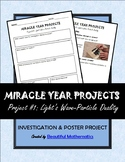 Miracle Year Project #1: Light's Wave-Particle Duality