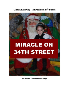 Miracle on 34th Street Script and Mp3