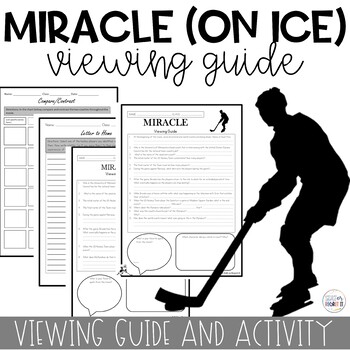 Miracle On Ice Teaching Resources Teachers Pay Teachers