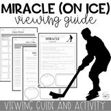 Miracle on Ice movie viewing guide and activities