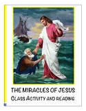 Miracles of Jesus Class Activity and Reading