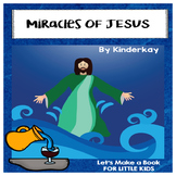 Miracles of Jesus - For Little Kids