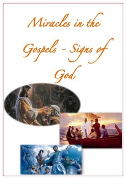 Miracles of Jesus - Signs of god